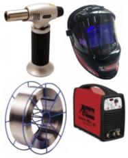 Macchine per saldare e accessori