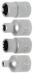 Inserti per chiavi a bussola da 10 mm (3/8)