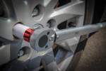 Set per sostituzione pneumatici 9 pz