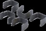 Serie di lame di ricambio per BGS 6555 5 pz