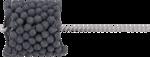 Levigatore cilindro freni flessibile grana 180, 81 - 83 mm