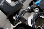 Pinza per candelette curva per Opel / Vauxhall 1.7 Diesel