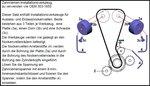 Set di manutenzione motore per Ford 2.0TDCi EcoBlue