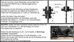 Serie di calibri per fori testa cilindro 28 pz