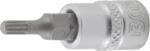 Chiave a bussola 6,3 mm (1/4) poligonale interno (per XZN)
