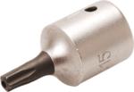 Chiave a bussola 6,3 mm (1/4) profilo a TS (per Torx Plus ) con alesatura