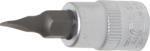Chiave a bussola 6,3 mm (1/4) taglio