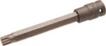 Chiave a bussola lunghezza 140mm (1/2) poligonale interno (per XZN) M12