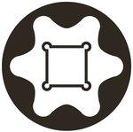 Bussola profilo E, profonda (1/2) E10-E24