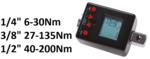 Misuratore digitale per dinamometro