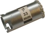 Set trapano per mattonelle 33 - 73mm 6 pz