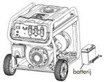 Generatore a benzina 3,8 kw