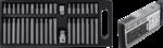 Serie di inserti combinati 40 pz