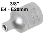 Bussola profilo E 10 mm (3/8)