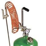 Raasm atomizzatore mobile in acciaio 24 litri