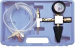 Adattatore di test con manometro per BGS 1773