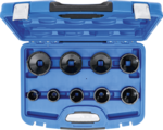 Set di chiavi a corona esterne KM4 - KM12 9-dlg
