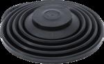 Scala magnetica pieghevole diametro 120 / 220mm