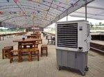 Ventilatore industriale di raffreddamento 40000m³/h 260l