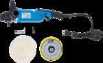 Lucidatrice elettrica max. 3000 U/min 1300W diametro 180mm