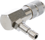 Adattatore a baionetta per sistemi di raffreddamento piegata 90° per BGS 8027, 8098