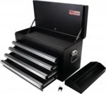 Carrello portautensili top box 3 cassetti vuoto