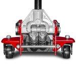 Martinetto idraulico, pompa doppia 3 tonnellate