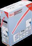 Box gauine termorestringenti rosso