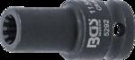 Bussola per pinze freno 10 lati per VAG e Porsche 11,5 mm