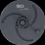 Chiave regolabile sonda livello carburante a 3 bracci 90 - 200 mm