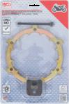 Utensile per supporto cestello frizione per Ducati versione in acciaio