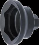 Chiave per dadi mozzo esagonale per assi di rimorchi SAF 85 mm