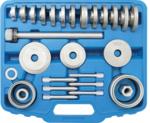 Smontaggio cuscinetti ruota e set di montaggio 31 parti