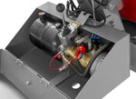 Minidumper elettrico 500kg idraulico