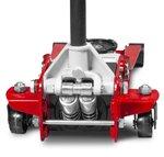 Martinetto idraulico extra basso, pompa doppia 2,5 tonnellate