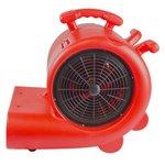 Confezione BDE95 essiccatore da cantiere e ventilatore da pavimento RV3000
