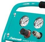 Compressore a bassa rumorosita 8 bar 4l 28l/min
