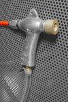 Cabina di sabbiatura 880 litri doppia postazione di lavoro