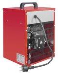 Ventilatore elettrico ad aria calda 3,3kw