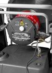 Ventilatore ad infrarossi ad aria calda 40kw