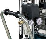 Compressore dell'olio a cinghia 10 bar - 50 litri