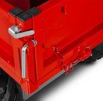 Minidumper elettrico 500kg molla a gas 800W