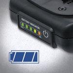 Chiave a urto a batteria extra corta 250 Nm 18 volt 1/2