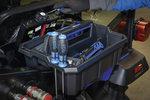 Valigia da trasporto per utensili in plastica rinforzata incl. assortimento di utensili 66 pezzi