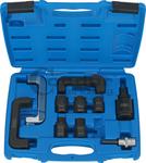 Set di ganci e adattatori per iniettori diesel, 10 pezzi