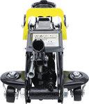 Martinetto a carrello per veicoli idraulico 1 t