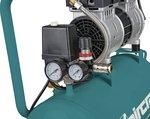 Compressore mobile a basso rumore 8 bar 24l 60l/min