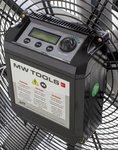 Ventilatore mobile con funzione di rotazione diametro 1500mm 950W