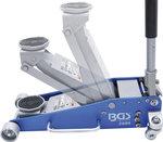 Martinetto idraulico, 2,5 t., Acciaio aluminio