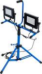 Faro da lavoro Duo-SMD-LED con treppiedi 2 x 70 W